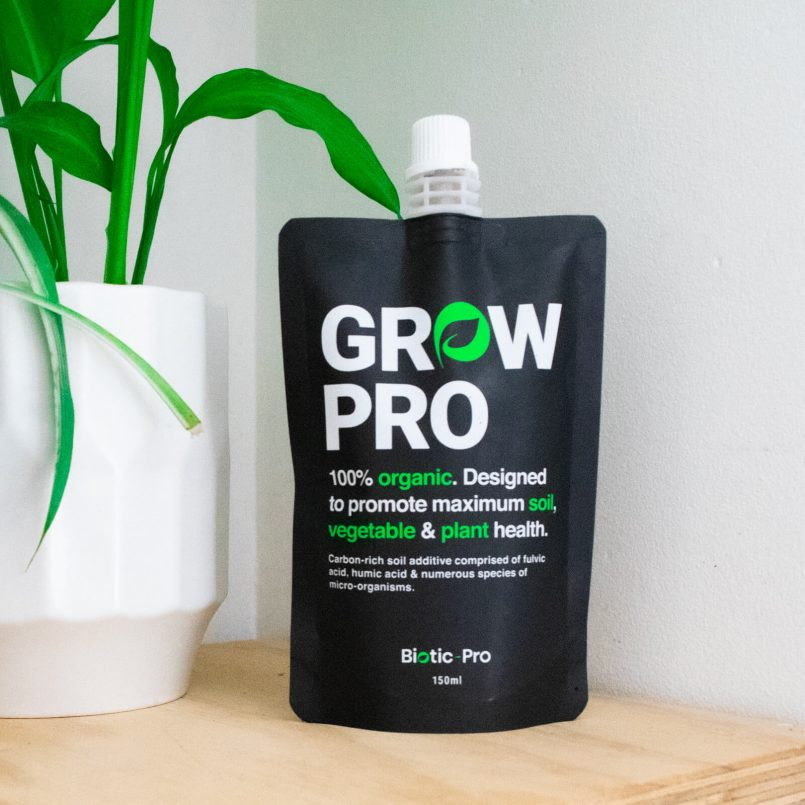 Grow Pro – 100% Organic Concentrated Plant Food 150ml